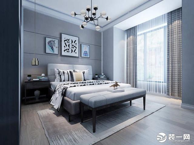 长方形卧室如何布置家具_佰佰安全网