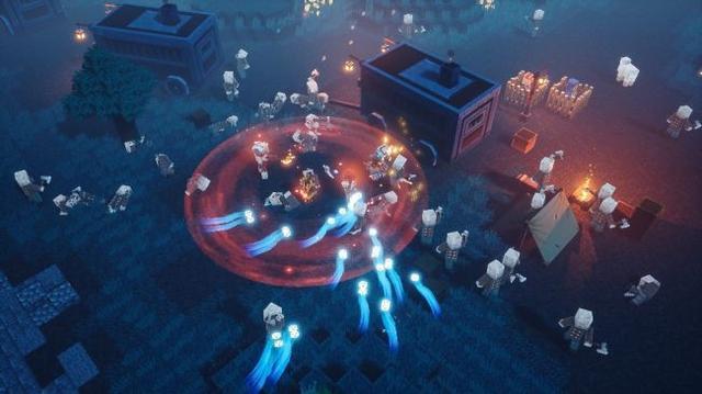 《我的世界:地下城》将在2020年春季上线 我的世界:地下城 游戏资讯 第1张