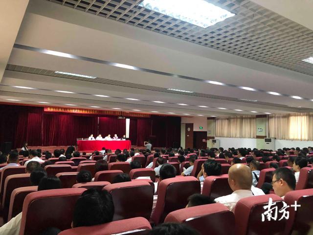 提高物业管理水平,香洲今年受理群众投诉下降22.7%
