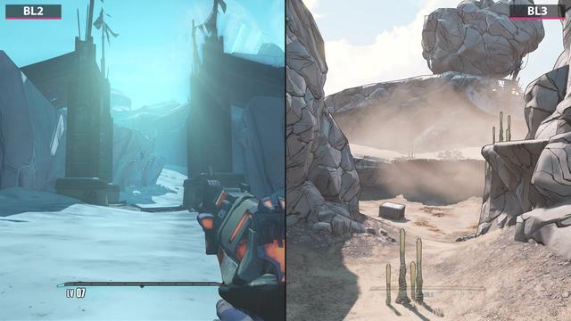 无主之地3、无主之地2 游戏画面对比 无主之地2 游戏资讯 第11张