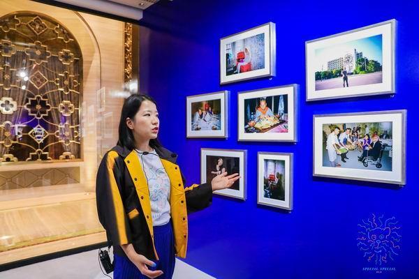 女儿镜头里的蔡国强与家人:艺术创作之外的亲情或倦怠