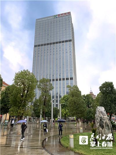 3栋亿元楼宇11栋千万楼宇!联盟街道楼宇经济迅速崛起