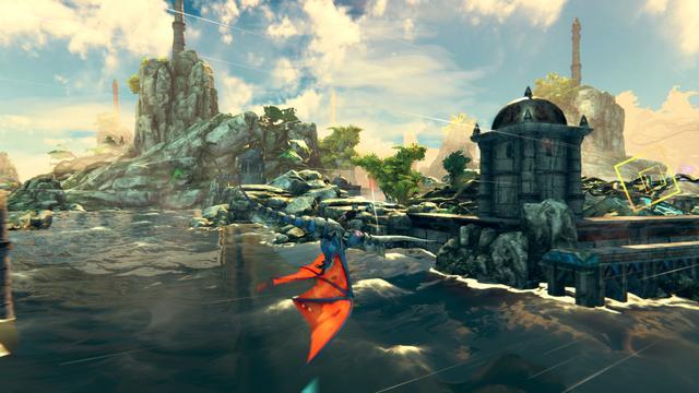 《铁甲飞龙:重制版》《英雄萨姆》将登陆谷歌的云游戏平台Stadia  游戏资讯