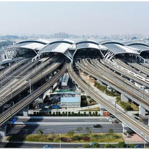 广州南站升级!规划350米站前地标建筑,构建人车分流快捷疏散系统