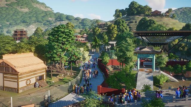 Frontier模拟经营游戏《动物园之星》Steam特别好评 Frontier、模拟经营游戏、动物园之星、Steam 游戏资讯 第16张