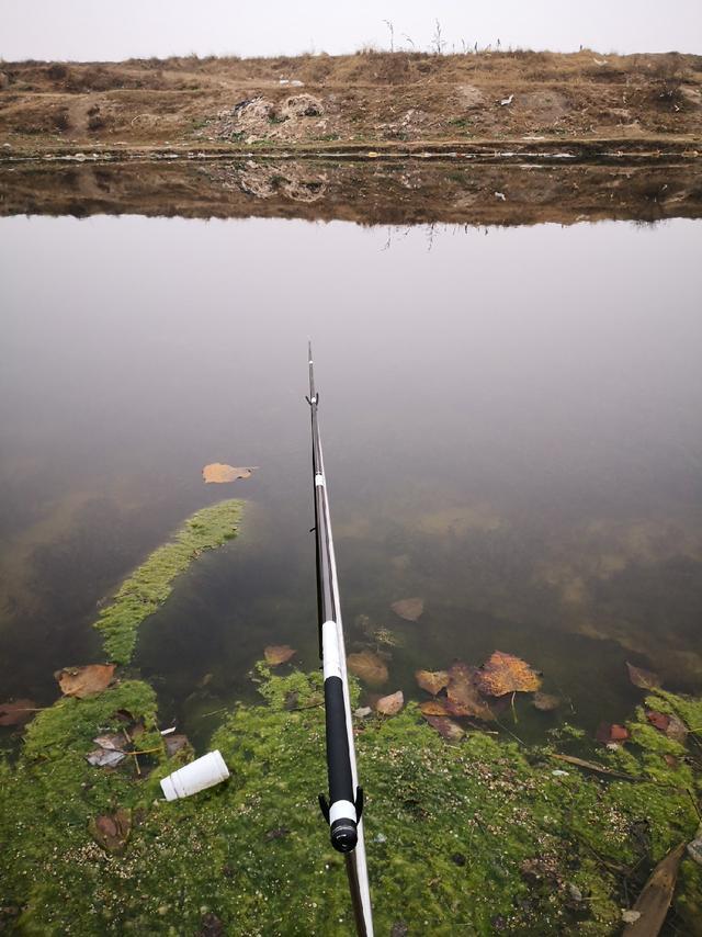 谁说冬天钓鱼不过瘾,做好几点准备照样可以
