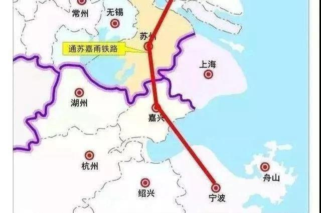 好消息!沪嘉甬高铁即将开建,宁波到上海只需1小... _手机网易网
