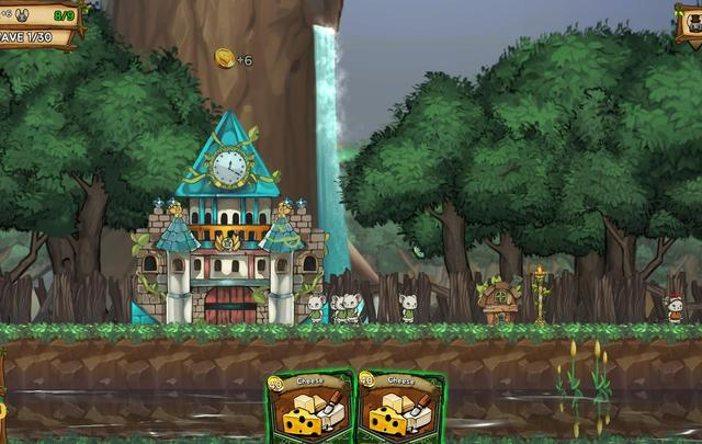 《Ratropolis》一款好评92%的卡牌+塔防创意佳作  游戏资讯 第3张