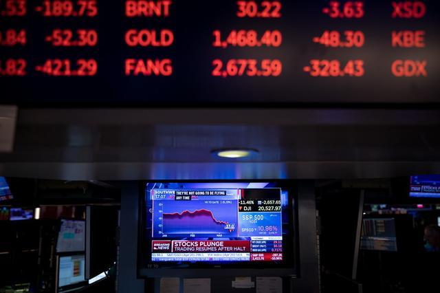 今日股市指数行情,美股三大股指全面收涨,道指重回20000点,过山车行情或将继续……