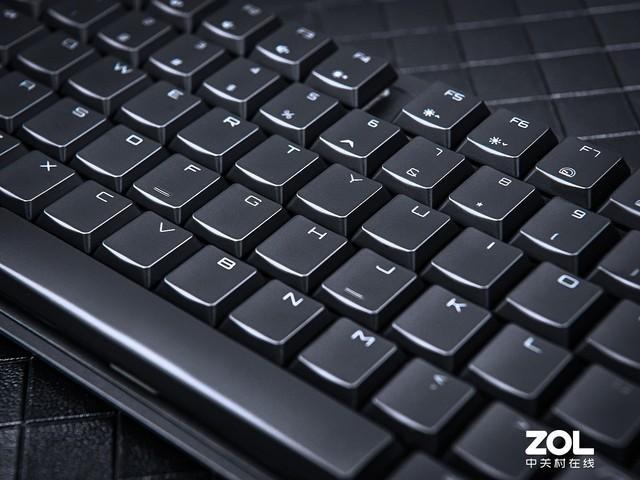 机械键盘键位分布图