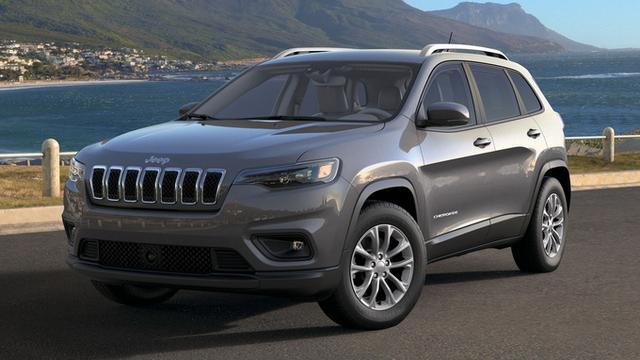 jeep自由光功能键图解