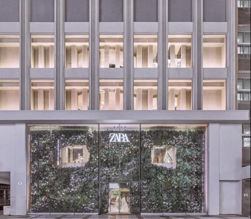 Zara亚洲最大门店王府井开业 科技元素打造新地标