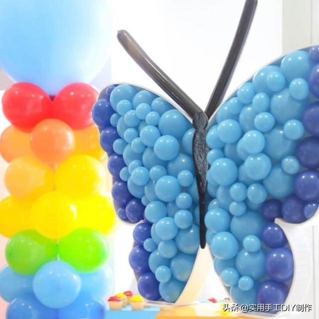 「美图分享」美丽的气球装饰