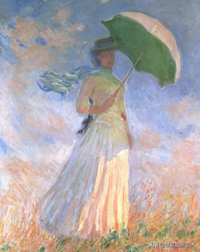 6幅世界著名油画中,那些性感动情的靓女美背,引人遐想