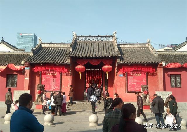 城隍庙图片上海