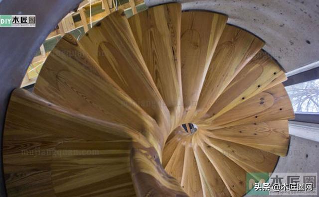木质楼梯贴图
