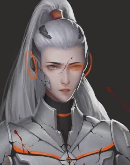 王者荣耀韩信帅气头像-好心游戏网-游戏门户