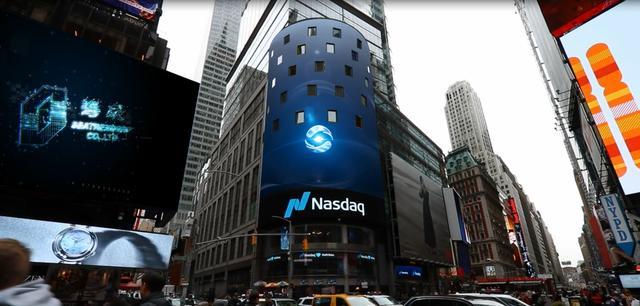 Global Token上了纳斯达克时代广场,区块链生态圈一定能很快实现 区块链 第4张