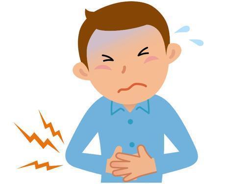 胃疼做艾灸的位置图