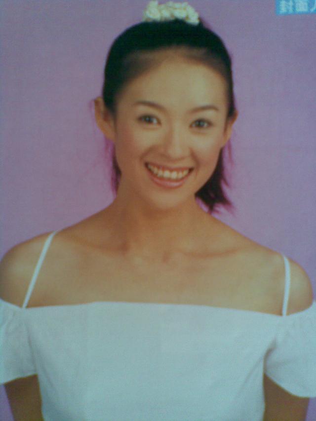 """章子怡的珍贵老照片,为什么她是""""东方之美""""的代名词?一看便知"""