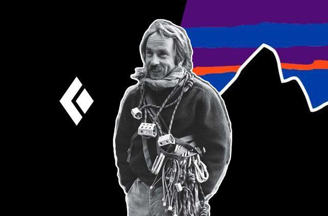 诺亚彩票下载wx17 com品牌Black Diamond(黑鉆)和Patagonia(巴塔哥尼亞),兩大品牌的軼事