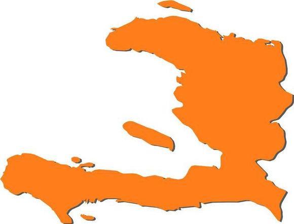 空白地图--世界轮廓图(3幅) -