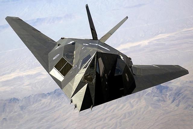 美国的隐形战机有哪几种?
