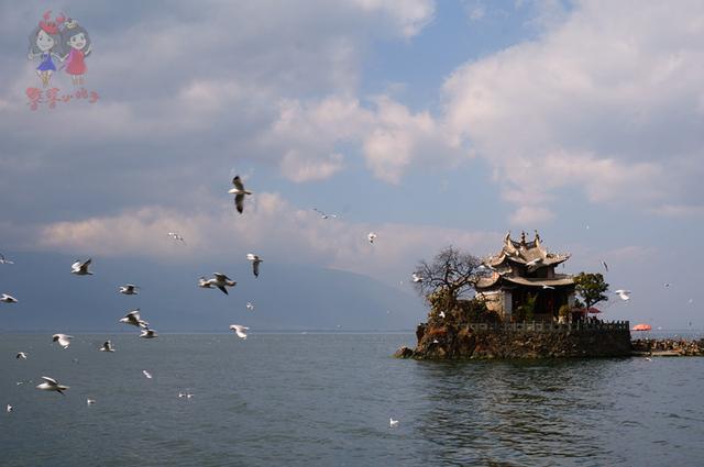 云南大理洱海旅拍图片