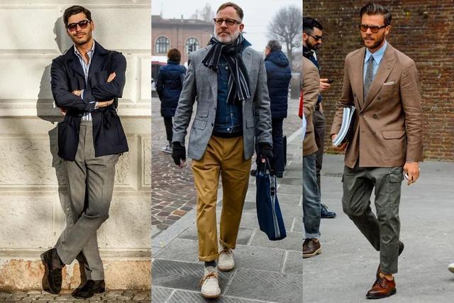 男人35岁之后,如何用西装穿出品位?这6大造型因素不可小觑