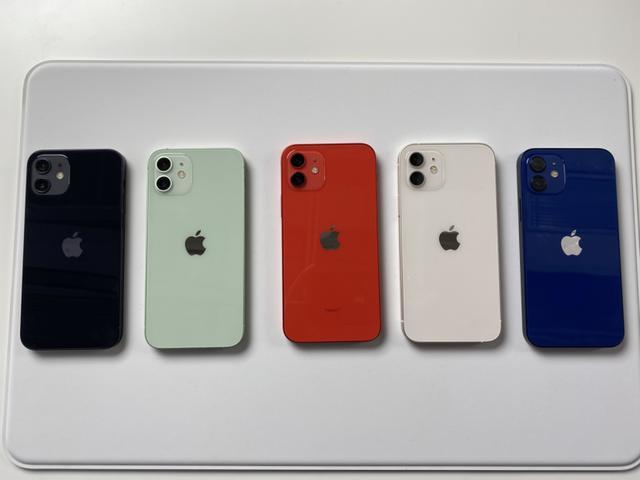 iPhone12抢先上手体验