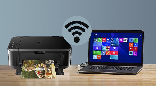 电脑连打印机,无线打印机怎样通过wifi与win10电脑连接,实现高效办公