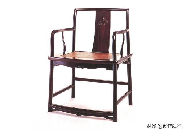 红木老板椅图片大全