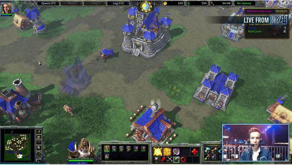 玩家质疑《魔兽争霸3:重制版》缩水 魔兽争霸 游戏资讯 第1张