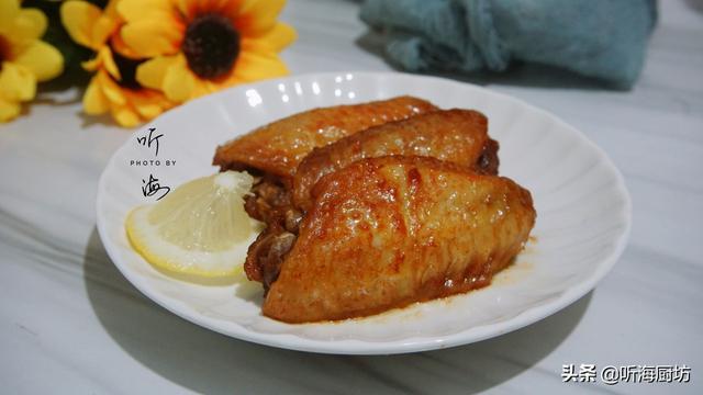 零失败的奥尔良烤鸡翅,在家就能轻松做,简单几步,好吃到吮指