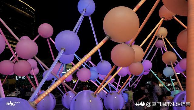 """2018韩城""""一带一路"""" 国际灯光艺术节开幕"""