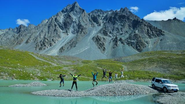 我的自驾旅行青海、新疆 人生第一次开车远行