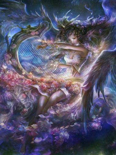希腊神话中的星夜女神 阿斯忒瑞亚的故事_手机搜狐网