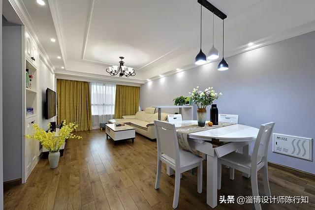 不一样的181m²美式装修,特别是卫生间,自己家就是要与众不同!