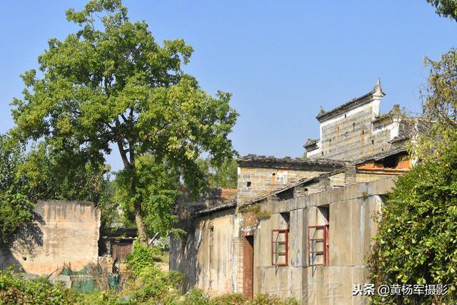不忘祖先这个村以姓为名,却成为千年文化古村 「吉水燕坊」