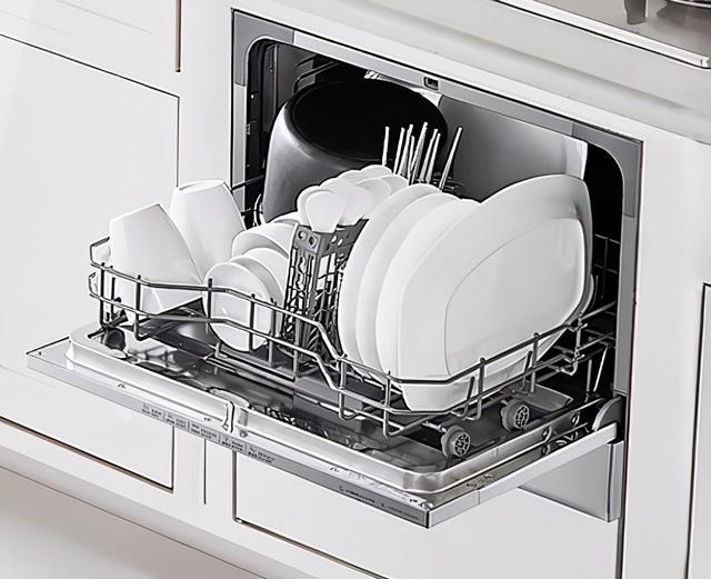 厨房电器cad平面图