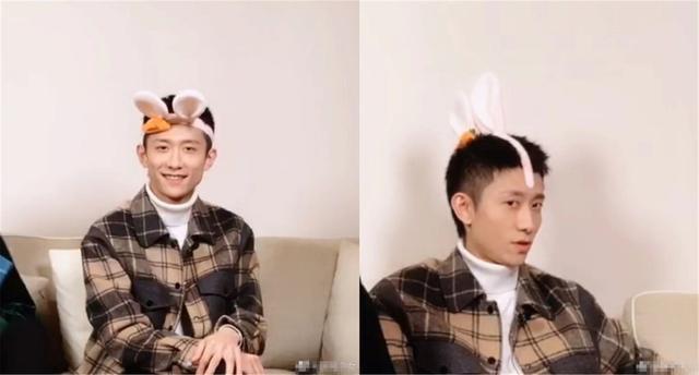 可爱的兔耳朵发夹钩针编织教程,宝宝戴上它,再也... _东方新闻