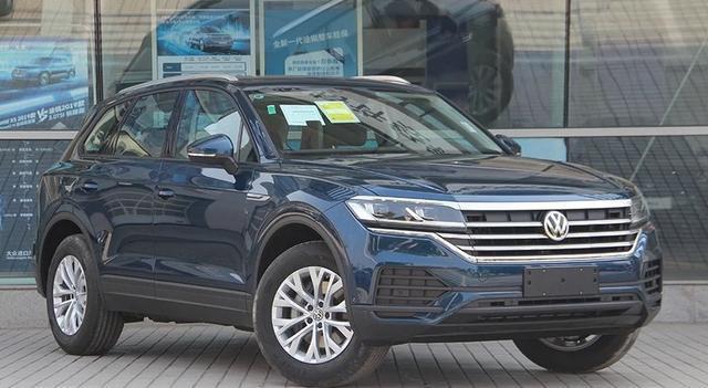 最顶级大众SUV!内饰比Q7更科技,57万买它真比奥迪更值!