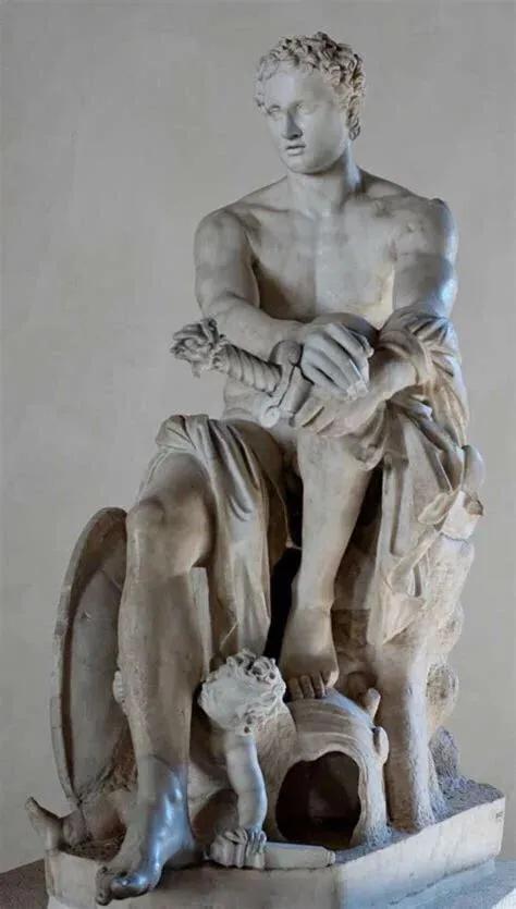 《战神》八卦考古,阿瑞斯跟复仇三女神真在希腊神话中有一腿?