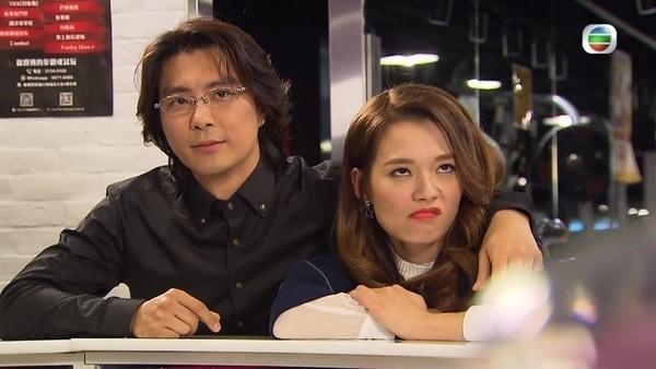TVB《爱回家》捧红了龚水CP 两人在剧中有情人终成眷属