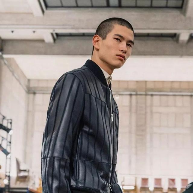 最强亚洲男模Kohei喜提被Louis Vuitton选上了,又Slay了!
