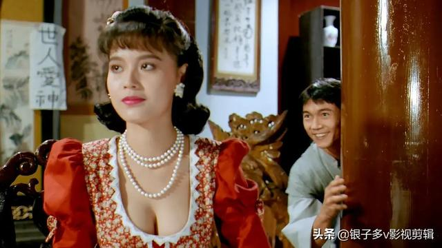 英叔僵尸电影中的十位女鬼,个个美艳动人,王祖贤都仅排第二