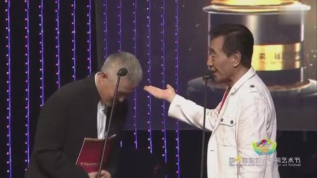 赵本山对唱张帝