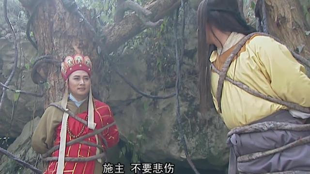 西游記續集唐僧扮演者