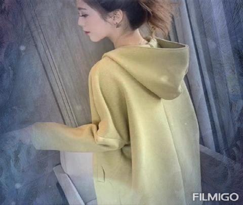 流行时尚,韩版女卫衣外套