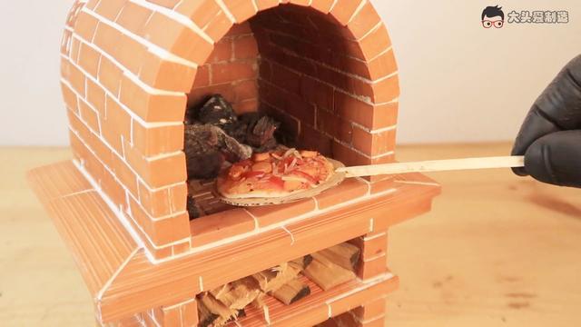 室内披萨炉:想做披萨想疯了,耗时将近1个月,花2000元做烤炉